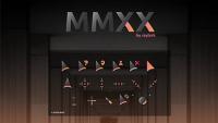 橙黑色调 MMXX 光标